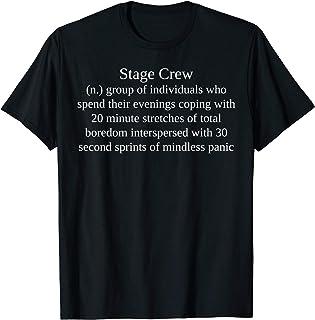 Stage Crew shirt - Tech Theatre