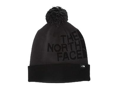 The North Face Ski Tuke V (TNF Black/Asphalt Grey) Beanies
