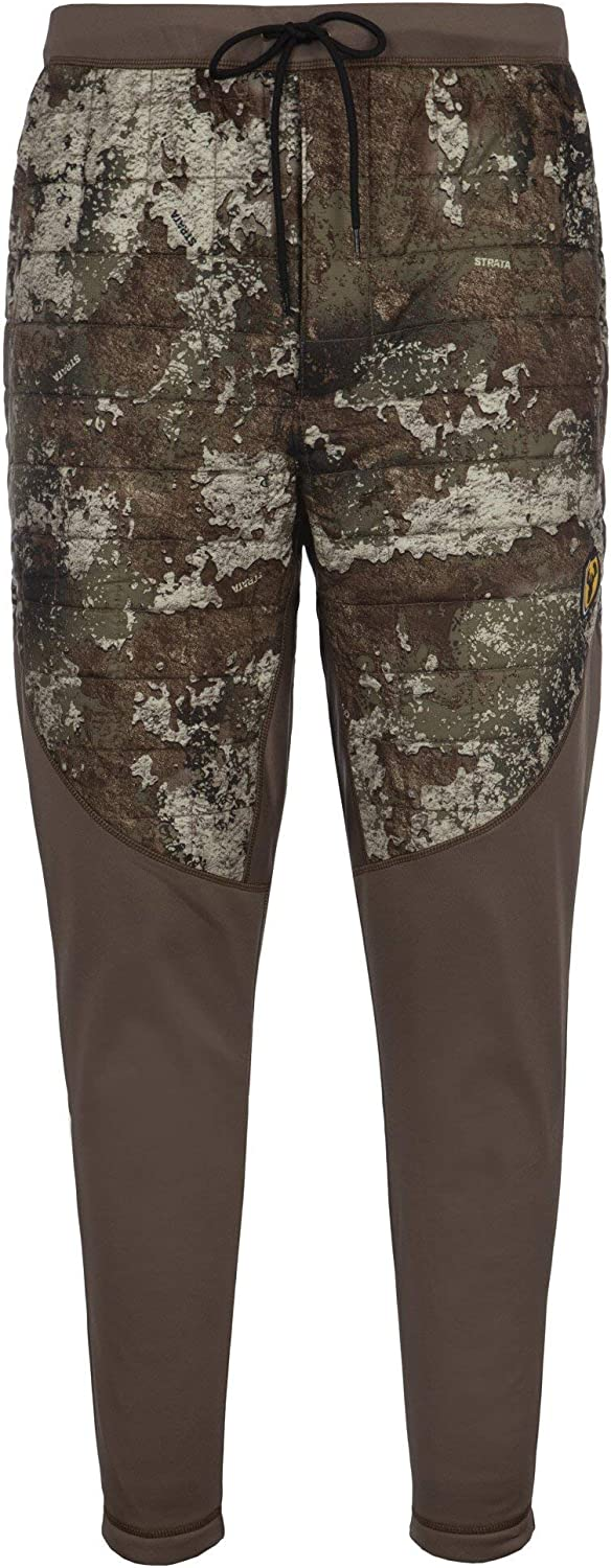 Scent Blocker Thermal Hybrid Insulated Bottoms, Camo Base Layer Men's Pants