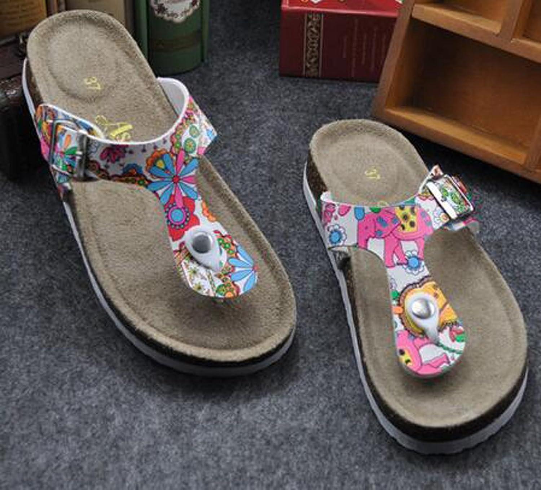 SK Studio Unisex Salina Sandals Birko-flor