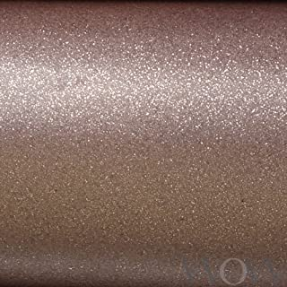 Luxe Glitter Sparkle Wallpaper Rose Gold - Windsor Wallcoverings WWC015