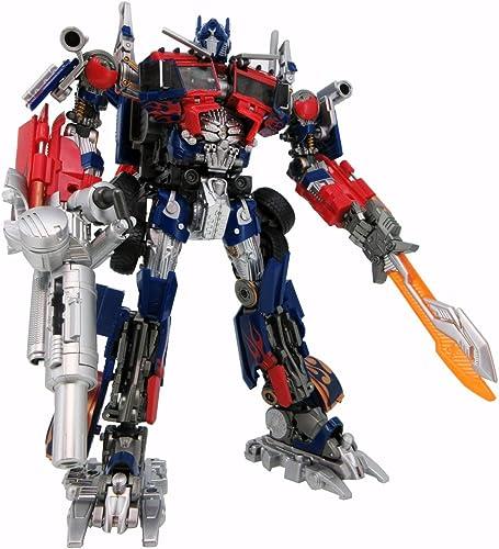 autentico en linea Transformers MB-11 Optimus Prime Leader Class 10th Anniversary Figura De De De Acción  mejor precio