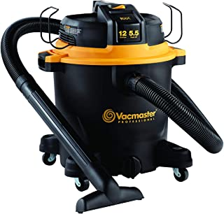 Vacmaster Professional – Professional Wet/Dry Vac, 12 Gallon, Beast Series, 5.5 HP..