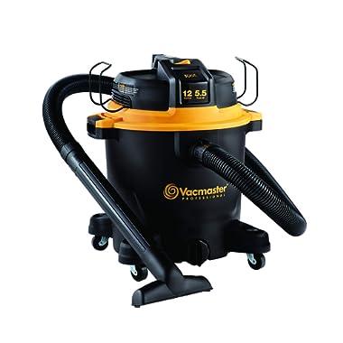 Vacmaster Professional - Professional Wet/Dry Vac, 12 Gallon, Beast Series, 5.5 HP 2-1/2  Hose (VJH1211PF0201)
