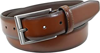 Florsheim Men's Carmine 33mm Leather Dress Belt