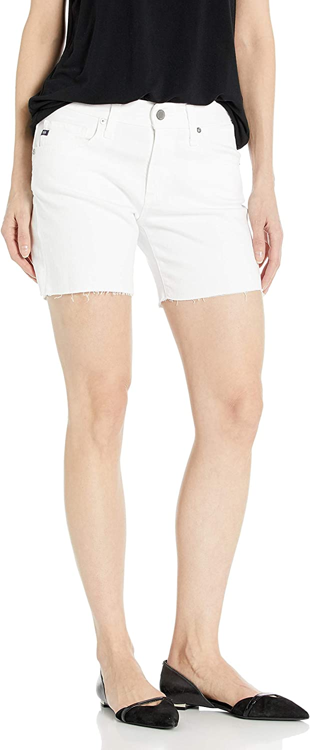 AG Adriano Goldschmied Women's Becke Dealing full price reduction Cheap mail order specialty store Relaxed Short Leg Fit Slim