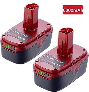 Best craftsman 13.2 volt battery charger Reviews