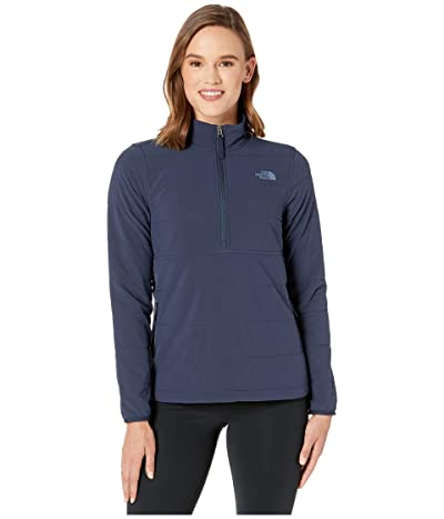 The North Face Mountain Sweatshirt Pullover 3.0 (Urban Navy) Women