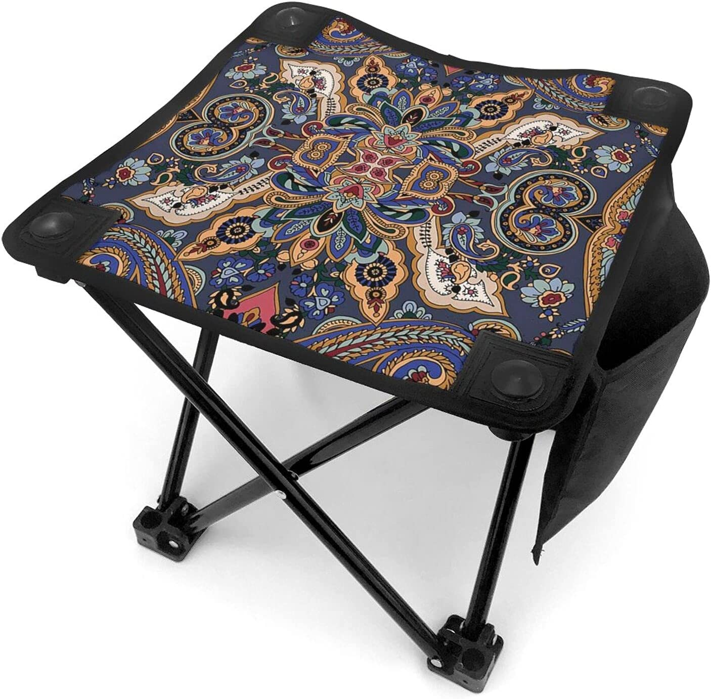 cheap Paisley Moroccan Florets Slavic Lightweight Product Small Foldin Effects