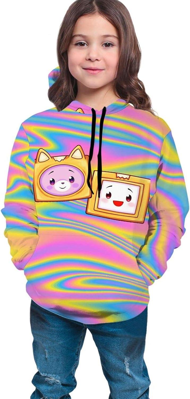 578 Lank-Ybo-X Kids Max 48% OFF Hoodie All Pullover National products Sweatshir Sweater Season