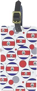 Graphics & More c – Bandera nacional de Costa Rica, Blanco, Una talla