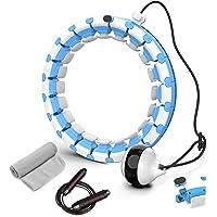 Deals on Hoslafon Smart Weighted Hula Hoop