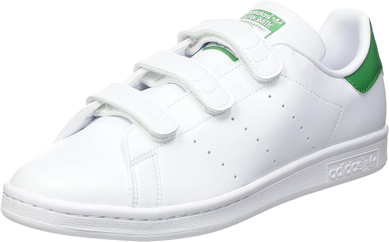 adidas Stan Smith CF, Zapatos de Gimnasia Hombre