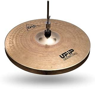 Ufip Cymbals Est. 1931, Hi-Hat Cymbals, 14 Inch (EST-14HH)