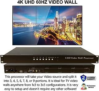 uhd video wall controller