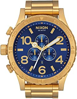 Nixon 51-30 Chrono Men's Underwater Stainless Steel Watch (51mm. Stainless Steel Band)