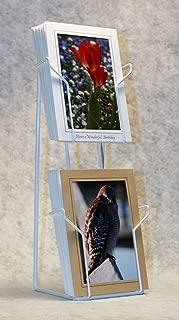 Photographer's Edge, Tabletop Rack, Vertical Pockets For 5