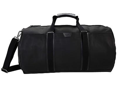 Shinola Detroit Brakeman Duffel (Black) Handbags
