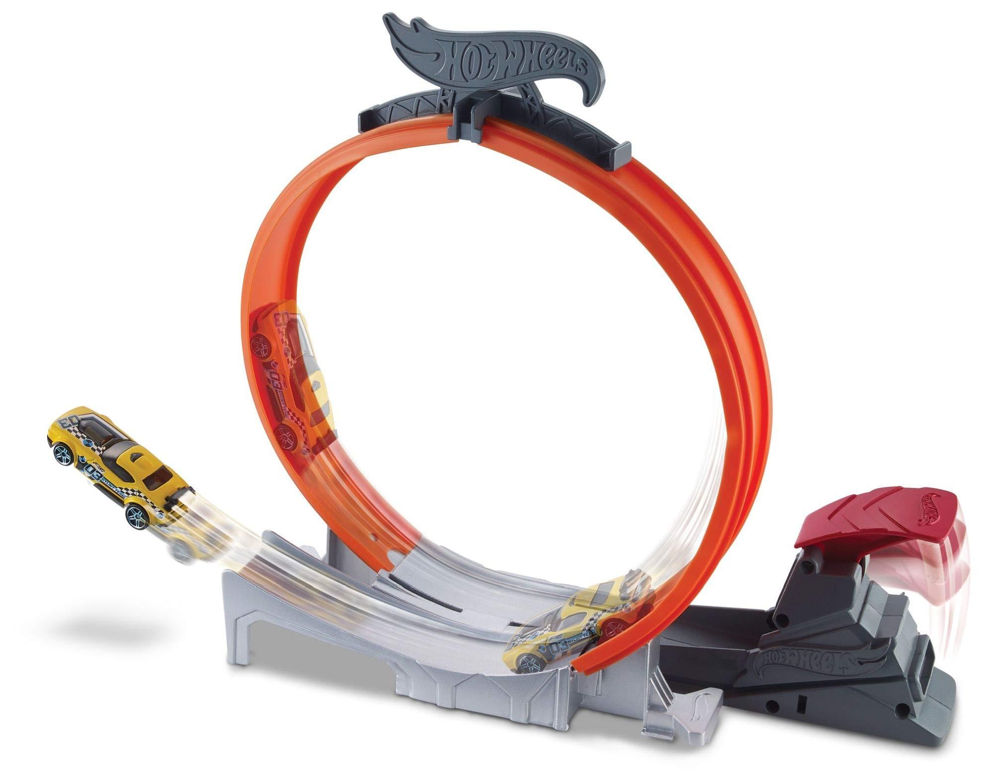 Hot Wheels Loop Star, pista de coches de juguete (Mattel FTH82) , color/modelo surtido: Amazon.es: Juguetes y juegos
