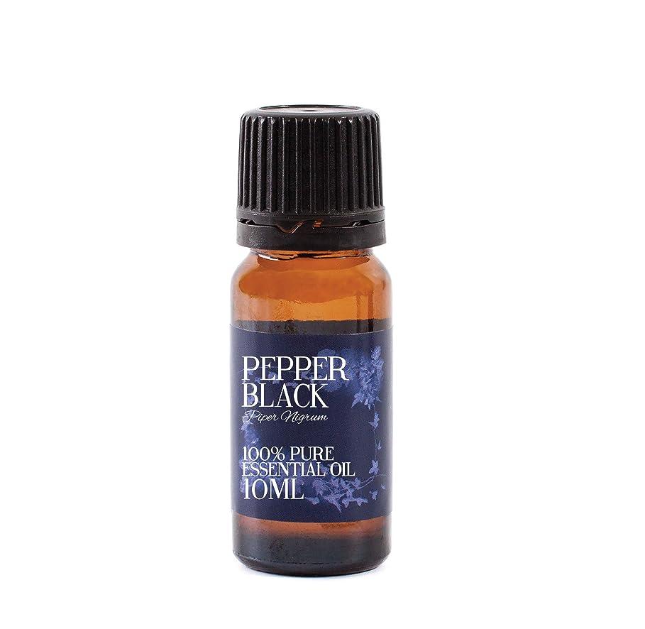 コンデンサーハチガチョウMystic Moments | Pepper Black Essential Oil - 10ml - 100% Pure