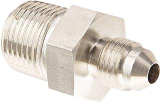 "Eaton Weatherhead 5217 x 4 x 6 stal nierdzewna SAE 37 stopni (JIC) Flare-Twin Fiting, adapter, 3/8"" NPT męski x 1/4"" JIC m..."