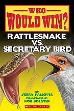 Rattlesnake vs. Secretary Bird (Who Would Win?) (15)