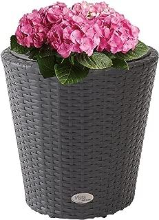 Best resin wicker planters Reviews