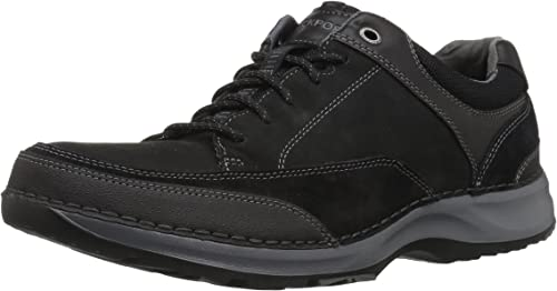 Rockport Men's RocSports Lite Five Lace Up schuhe, schwarz, 12 W US