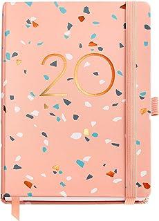 comprar comparacion Miquelrius 33109 - Agenda 2020, Semana Vista Horizontal (122 x 168 mm), Terrazzo, Castellano