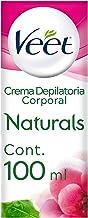 Crema Depilatoria Corporal con Aceite de Semilla de Camelia