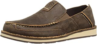 Ariat Cruiser Shoes - Men's Leather Casual Slip-on Shoe