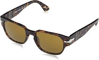 بيرسول PO 3245S هافانا/بني 52/19/145 نظارة شمسية للرجال