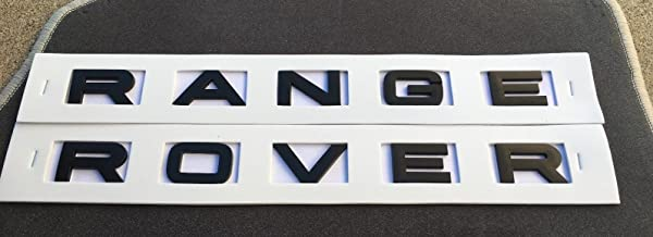 REFURBISHHOUSE Per Land Rover Discovery Sport per Range Rover Evoque 12-17 Car Fuel Gas Pedale del Freno Copertura Trim Accessori Auto Nuovo Arriavls