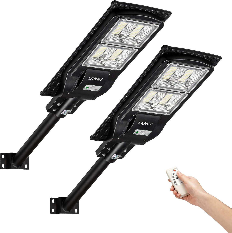 2 store Pack 120 W Over item handling ☆ Solar Street Lumens LED High Light Lamp 240