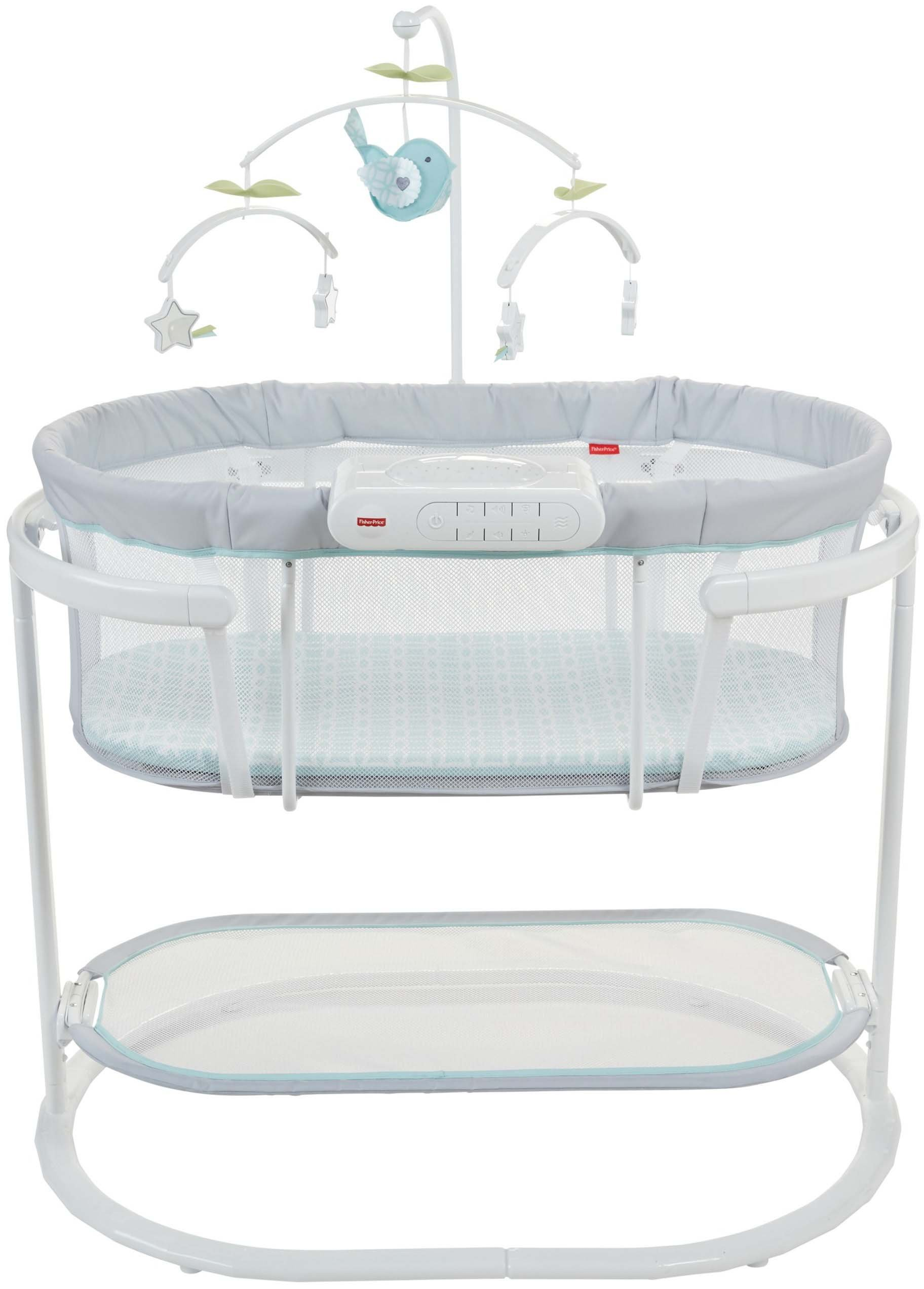 Fisher Price DPV71 Soothing Motions Bassinet