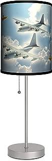 Lamp-In-A-Box SPS-TTN-C130H Transportation - C-130 Hercules Sport Silver Lamp, 20