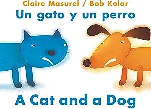 A Cat and a Dog / Un gato y un perro