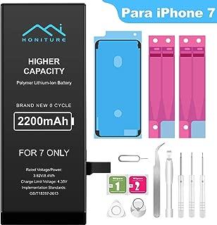 Mobofix Replacement iPhone 5s//5c Internal Battery with Full Set of Tool Kits Reemplazo de la bater/ía Interna del iPhone 5s 5c