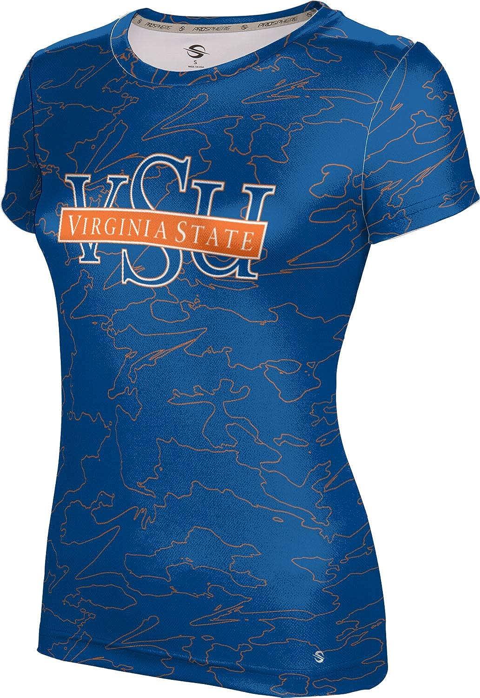 ProSphere Virginia State University Girls' Performance T-Shirt (Topography)