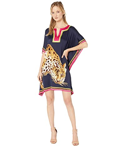 Trina Turk Theodora Dress (Indigo) Women