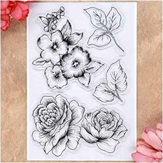 Best large flower stamp Reviews