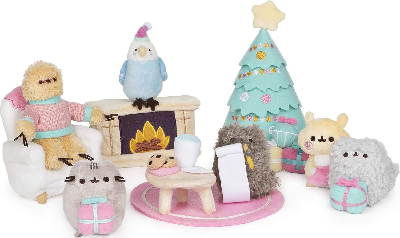 Financial sales sale GUND Pusheen Holiday Advent Surprise Calendar unisex Plush