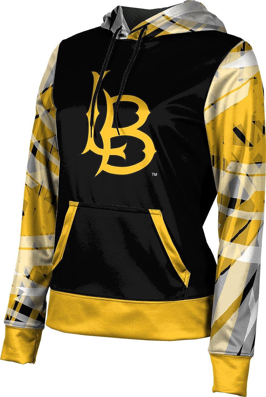 ProSphere California State University Long Beach Girls' Pullover Hoodie, School Spirit Sweatshirt (Crisscross)