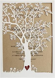 Best rustic wedding invitation packs Reviews