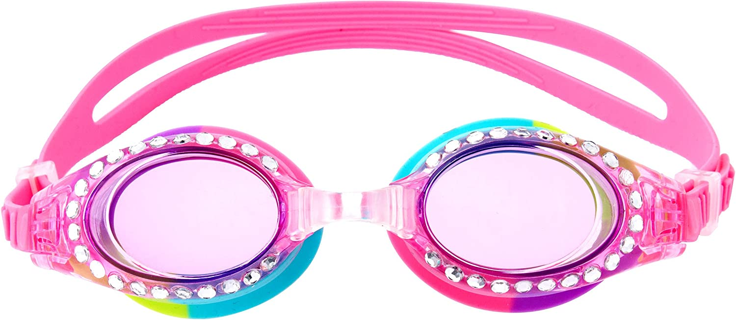 Stephen Joseph Sparkle Deluxe Light Goggles Pink Price reduction