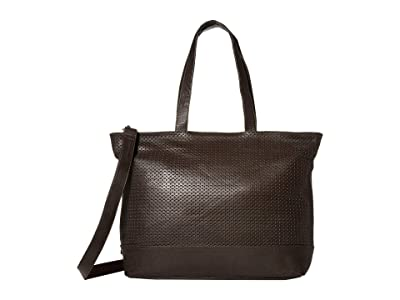 FRYE AND CO. Anise Tote (Dark Brown) Tote Handbags