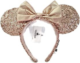 Best rose gold minnie ears price Reviews