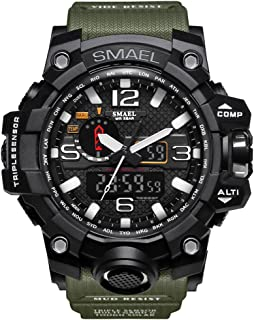 s shock smael watch