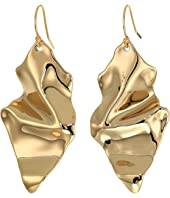 Alexis Bittar - Crumple Wire Earrings