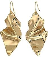 Alexis Bittar - Crumple Wire Earrings